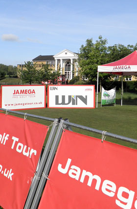 Play with one of the top Jamega Pro's in the pre-tournament Pro-Am followed by lunch and presentation with fantastic prizes to be won